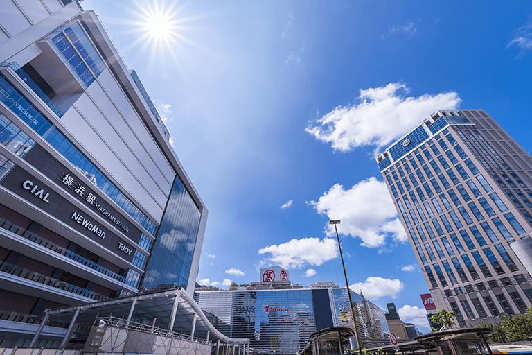 横浜を中心に多くの予備校が進出